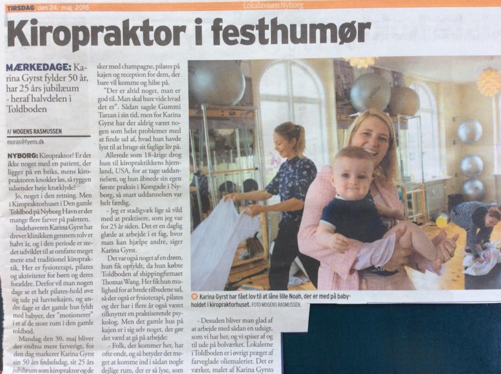 20160526 Jubiläum Kiropraktorhuset