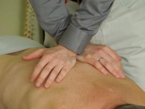 Chiropraktor-Haus Hamburg Chiropraktik Rückenbehandlung klein