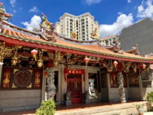 Daoistischer Tempel in Singapur